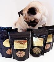 Packaged & Organic Dog Treats